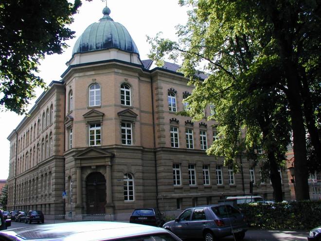 Wilhelmschule Schulgebäude