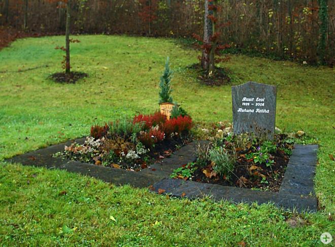 Grabfeld für Muslime