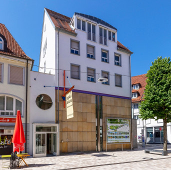 Galerie Tuttlingen. Foto: Stanislaus Plewinski 2019