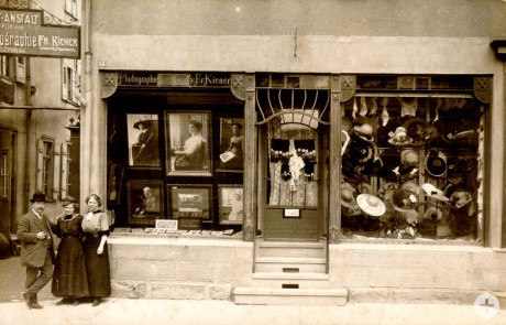 Foto Kiener um 1900