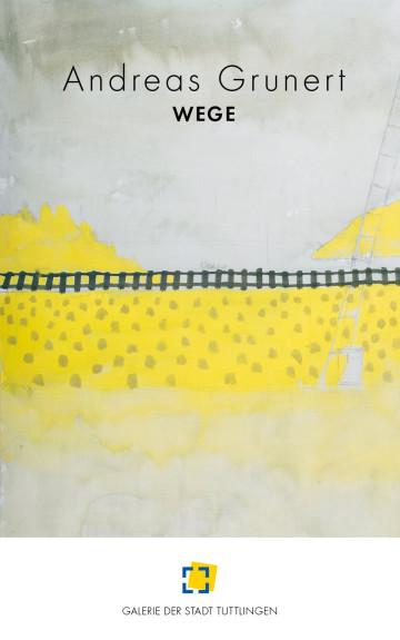 Cover Publikation Andreas Grunet - Leporello