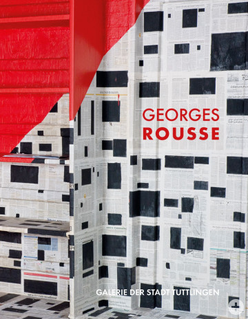 Cover Publikation Georges Rousse