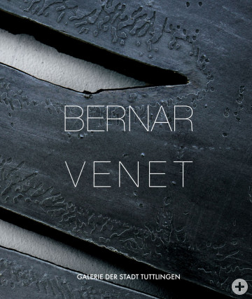 Cover Publikation Bernar Venet