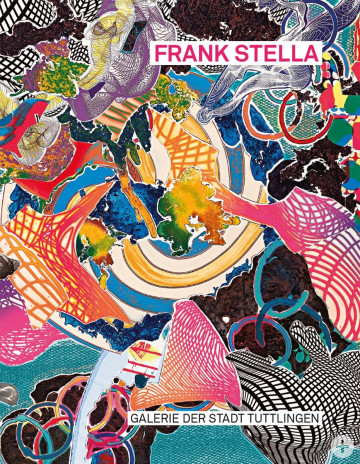 Cover Publikation Frank Stella