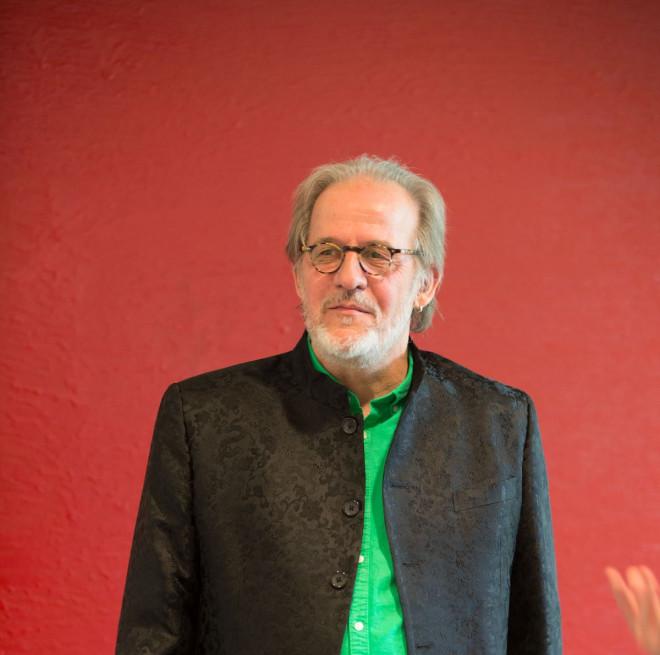 Portrait des Künstlers Camill Leberer