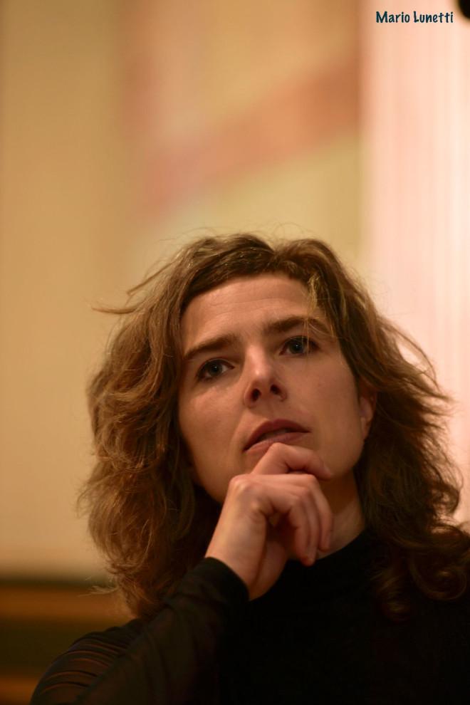 Portrait von Ingrid Schorscher