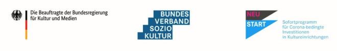 Logos der Beauftragten der Bundesregierung für Kultur und Medi-en
