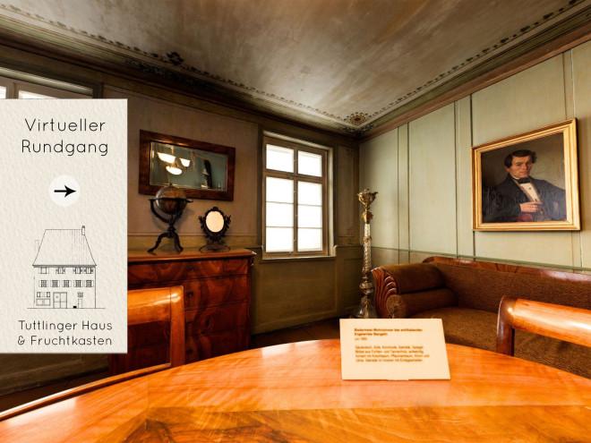Link zum virtuellen Rundgang der Museen der Stadt Tuttlingen