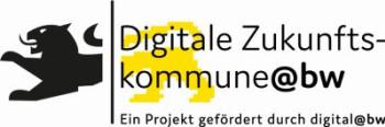Logo Digitale Zukunftskommune@bw
