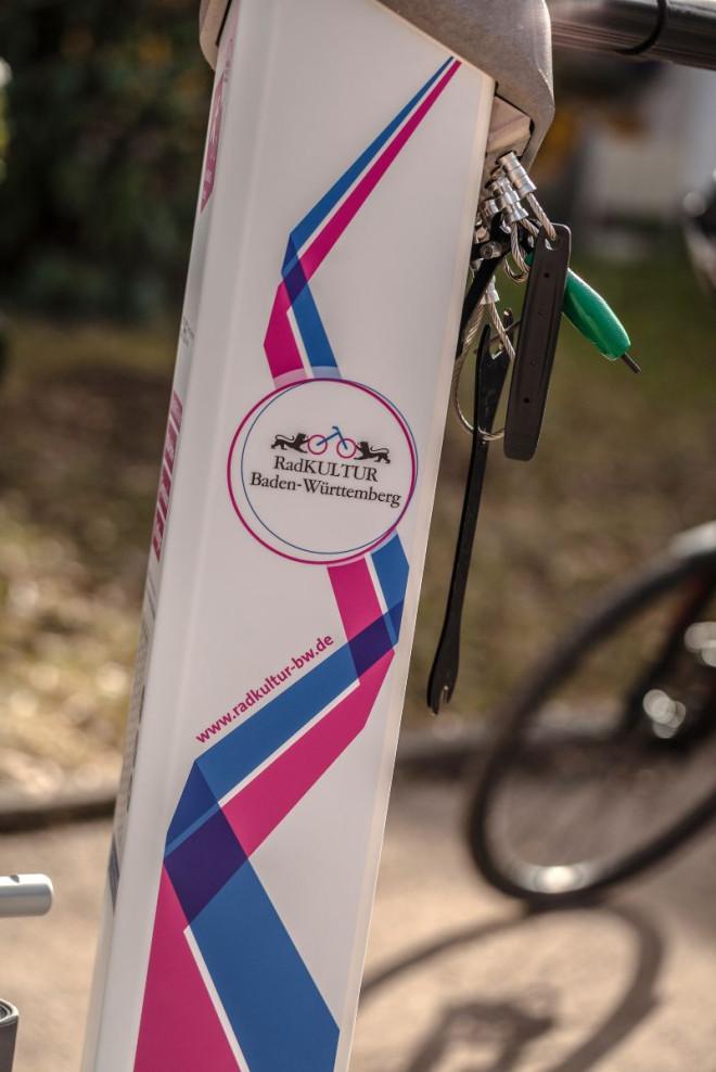 RadService-Punkt OHG Tuttlingen: Die RadService-Punkte der Initiative RadKULTUR sorgen dafür, dass Fahrräder in Schuss bleiben