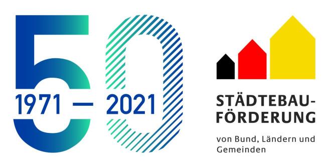 Logo Tag der Städtebauförderung 2021