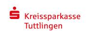 Logo Kreissparkasse Tuttlingen – roter Schriftzug mit Sparkassenzeichen