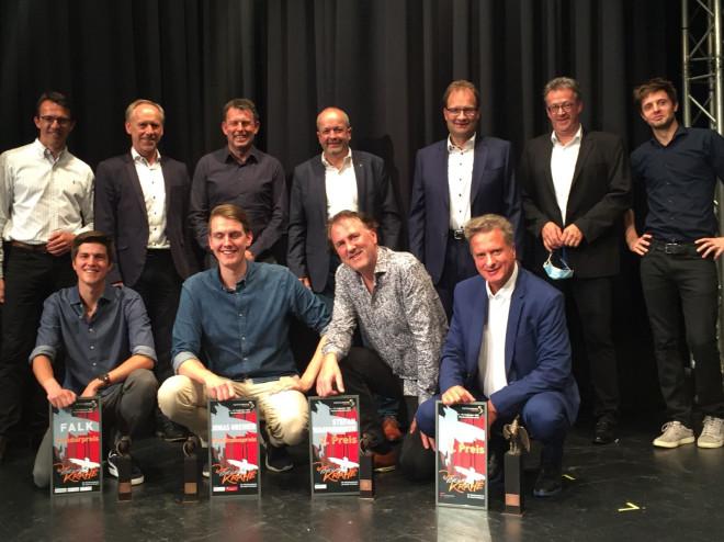 Sponsoren und Preisträger der Tuttlinger Krähe