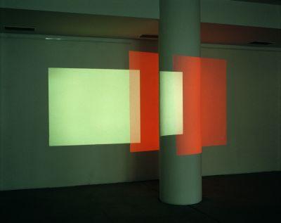 Kunstwerk in aus der Galerie