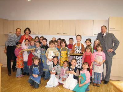 Neue Schulküche Schildrainschule
