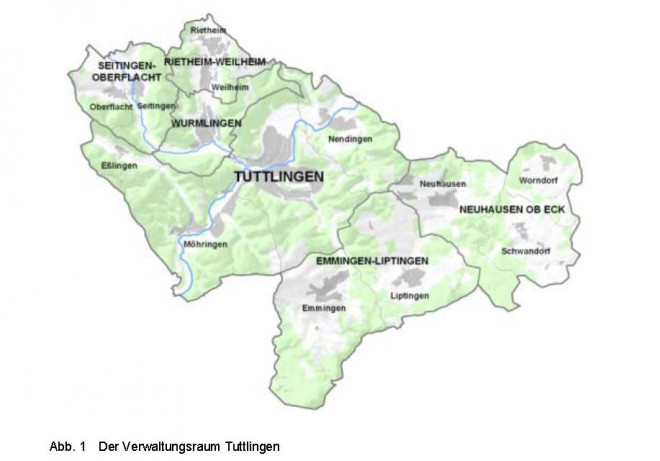 Verwaltungsraum Tuttlingen